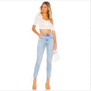 LEVI'S 501 SKINNY HIGH RISE JEANS IN TANGO LIGHT